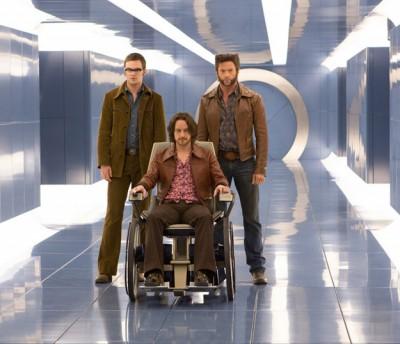 X-Men: Days of Future Past - Nuova immagine con Logan, Xavier e Hank