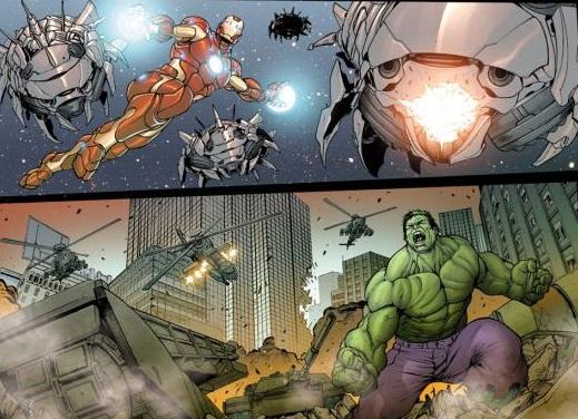 Marvel Now!: Avengers #1: i Vendicatori di Hickman e Opena ripartono dallo spazio_Recensioni