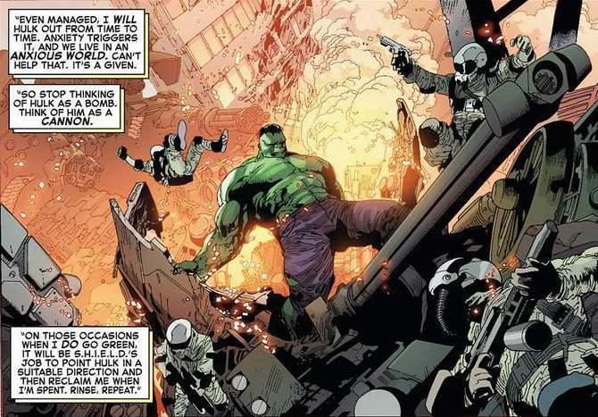 Marvel Now: L'indistruttibile Hulk di Mark Waid e Leinil Francis Yu