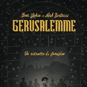 """Nick Bertozzi al Romics 2013 per parlare della sua carriera e del suo libro """"Gerusalemme. Un ritratto di famiglia"""""""