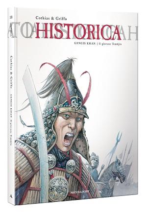 "In edicola e fumetteria Historica vol.10 - ""Gengis Khan - Il giovane Temujin"""