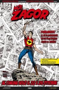 """""""Noi, Zagor"""", il film-evento sull'eroe della Sergio Bonelli Editore, il 22 e 23 ottobre al cinema"""
