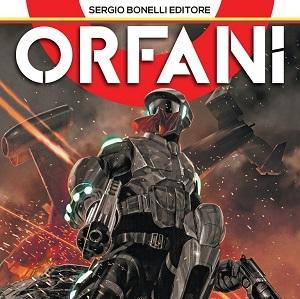 """Il numero zero di """"Orfani"""" scaricabile gratuitamente dal sito Multiplayer.it"""