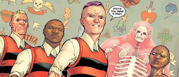 Gli X-Men di Grant Morrison - Seconda parte