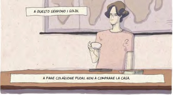 """Bao Publishing presenta """"Un lavoro vero"""", graphic-novel di Alberto Madrigal"""