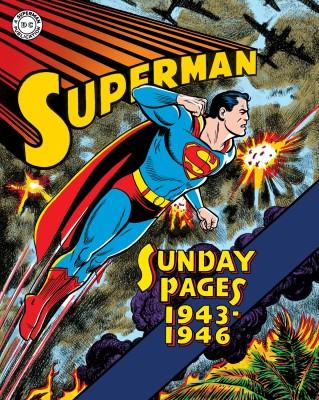 IDW pubblica Sunday Superman Collection