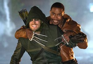 Arrow: prima immagine di Bronze Tiger