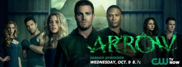 Arrow: prima clip seconda stagione