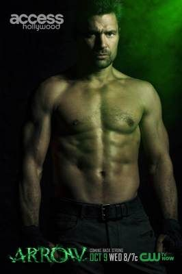 Arrow: nuovi character poster_Notizie