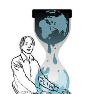 La graphic novel su Julian Assange in mostra durante il Festival di Internazionale