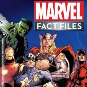 """Mondadori presenta """"Marvel Fact Files"""", la guida 100% ufficiale all'universo Marvel"""