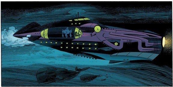 Nemo: cuore di ghiaccio (Moore, O'Neill)