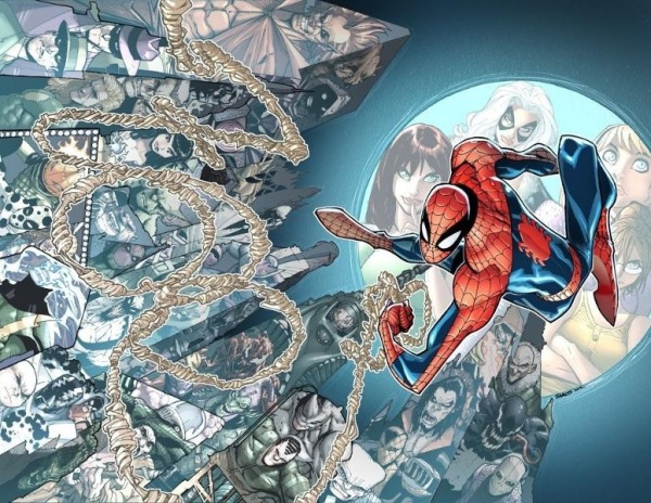Spider-Man #600: la morte di Peter Parker