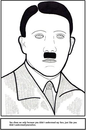 "Liebe macht nicht frei, baby! di Francesco D'Isa, un ""fumetto impubblicabile""?"