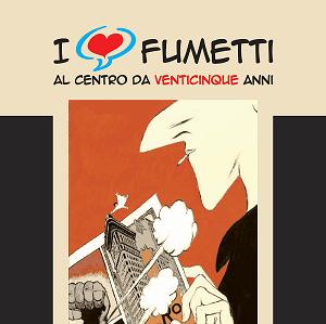 """Mostra evento per i venticinque anni del Centro Fumetto """"Andrea Pazienza"""""""