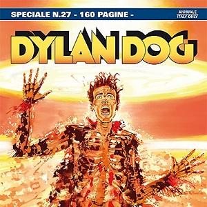 Dylan Dog Speciale #27 – La Bomba! di Giovanni Gualdoni e Bruno Brindisi: solo avventura o una riflessione sul personaggio?