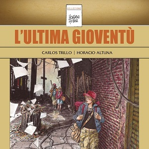 Horacio Altuna ospite per RW Lineachiara a Lucca Comics & Games 2013