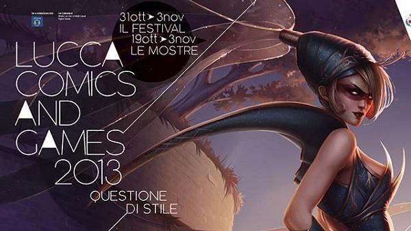 Guida Orientativa Lucca Comics & Games 2013