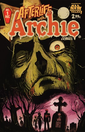 Il teaser di Afterlife with Archie scritta da Roberto Aguirre-Sacasa
