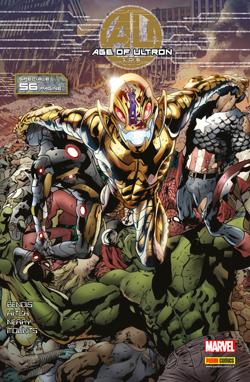 Il nuovo crossover Marvel, Age of Ultron: l'apocalisse è servita