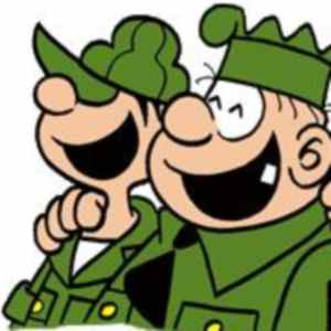 Beetle Bailey sparisce da Stars and Stripes