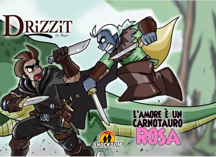 Bigio-Drizzit-LAmore-è-un-Carnotaruro-Rosa