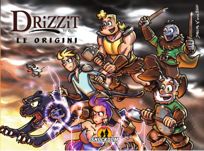 Bigio-Drizzit-Origini