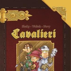 Cavalieri: il fumetto-gioco è in arrivo