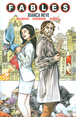 Fables #19 - Bianca Neve (Willingham, Buckingham, McManus)