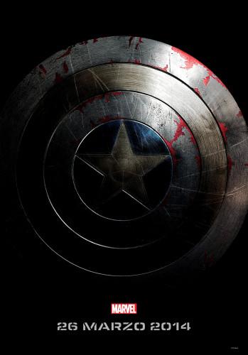 Captain America: The Winter Soldier - Il poster italiano e data di uscita