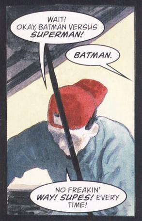 È un aereo... il Superman vertiginoso di Steven Seagle e Teddy Kristiansen