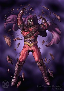 X-Omaggi. Magneto di Walter Trono
