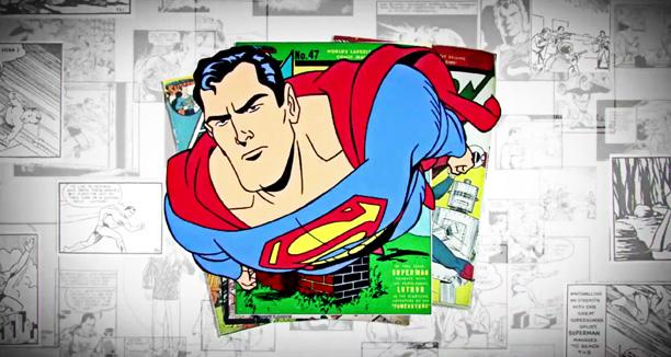 Il corto animato per i 75 anni di Superman_Notizie