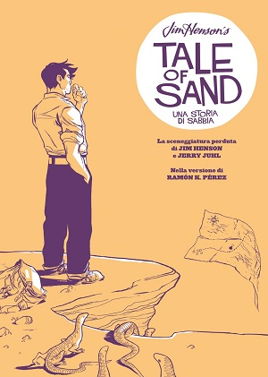 "Panini 9L presenta ""Jim Henson's Tale of Sand"" a Lucca Comics 2013 insieme a numerosi ospiti"