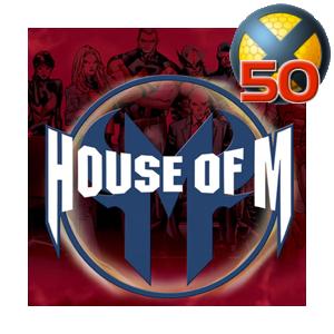House of M: basta mutanti! Brian Bendis nella realtà alternativa della Casata di M