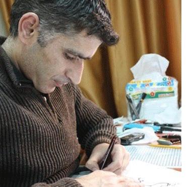 Il cartoonist siriano Akram Raslan assassinato