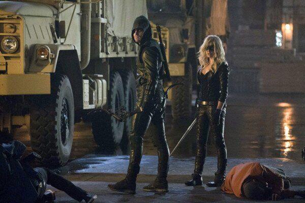 Arrow: prima immagine di Black Canary