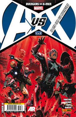 AvX: l'ennesimo, quasi, inutile cross-over Marvel - Parte terza_Recensioni