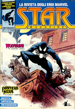 Star Magazine #1 - Ed. Star Comics