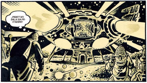 I mostri sacri di Sergio Ponchione: Steve Ditko, Jack Kirby, Wally Wood