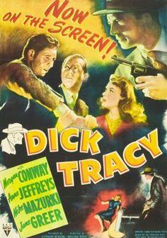 Uno sguardo sul passato - Dick Tracy (1945)
