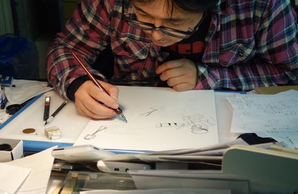 Kengo Hanazawa ospite Edizioni BD a Lucca Comics & Games 2013