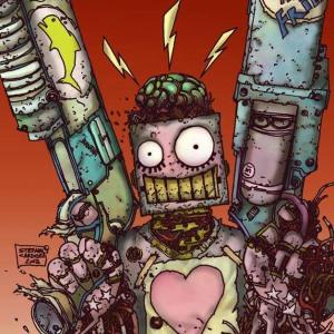 Love me like a Psycho Robot: il ritorno in Italia di Stefano Cardoselli grazie a BM Comics