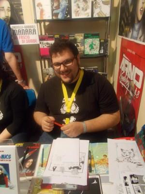 """Intervista a Mario Lucio Falcone, autore del libro """"Webcomics. Piccolo manuale del fumetto on-line"""""""