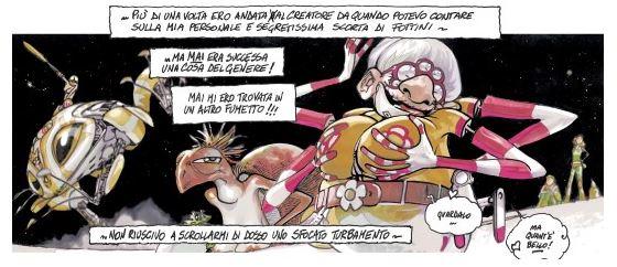 Motherflower: la follia di Massimiliano Frezzato colpisce ancora