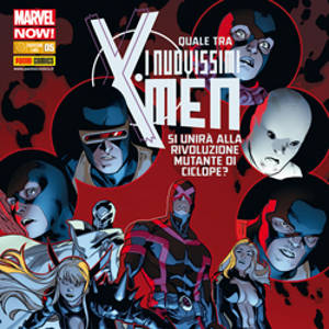 I nuovissimi X-Men #5 (Bendis, Immonen, Spurrier, Huat)
