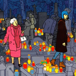 """La proprietà"" di Rutu Modan: un fumetto recitato come un film"