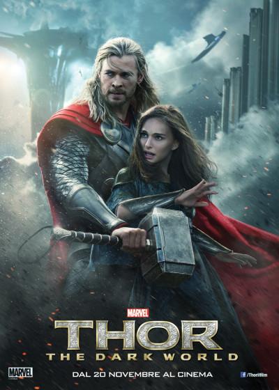Thor: The Dark World verso buon esordio al box office