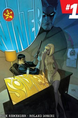Nuova miniserie Marvel per il Soldato d'inverno