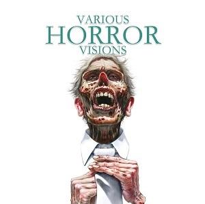 """Diabolo Edizioni presenta il volume """"Various Horror Visions Storie di terrore quotidiano"""" di Santipérez"""